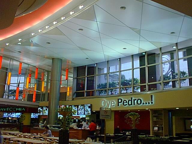 Por qué los centros Comerciales eligen Barrisol