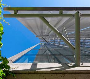 Aspectos técnicos de las fachadas textiles