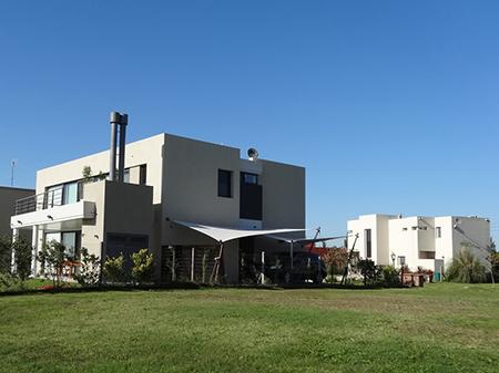 Casa San Agustín, Cubiertas