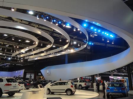 Stand VOLKSWAGEN, Salón del Automóvil 2013