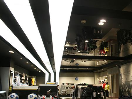 Adidas, Shopping Dot