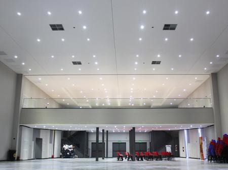 Auditorio en Bonifacio, Caballito