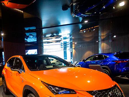 Concesionaria Lexus