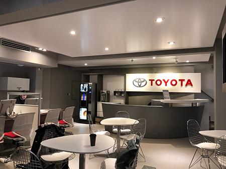 Toyota Kansai, sucursal Córdoba