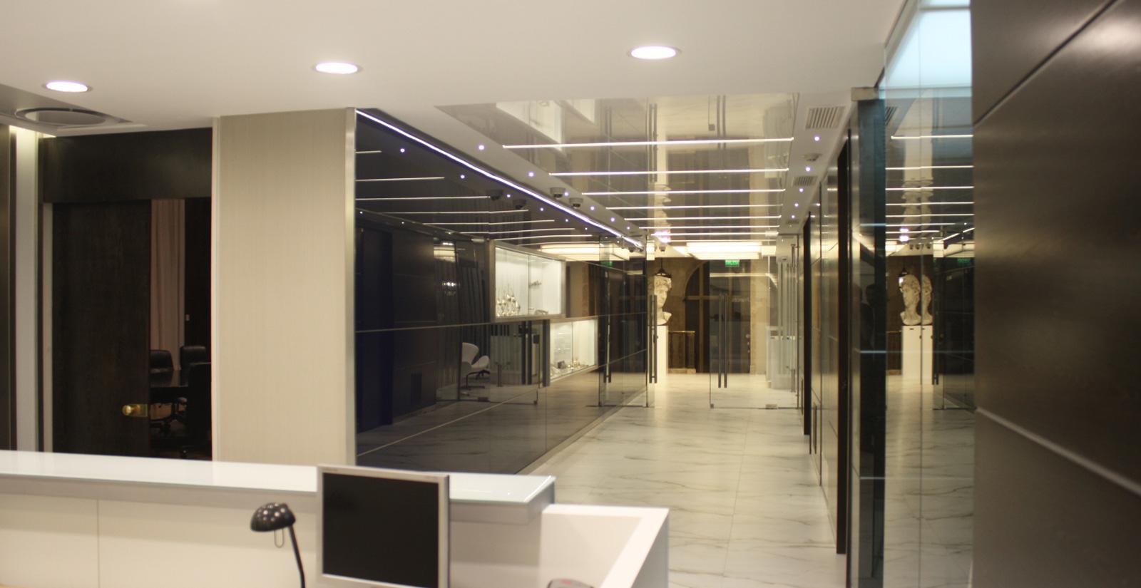banco bbva franc s oficinas wagg arquitectura textil