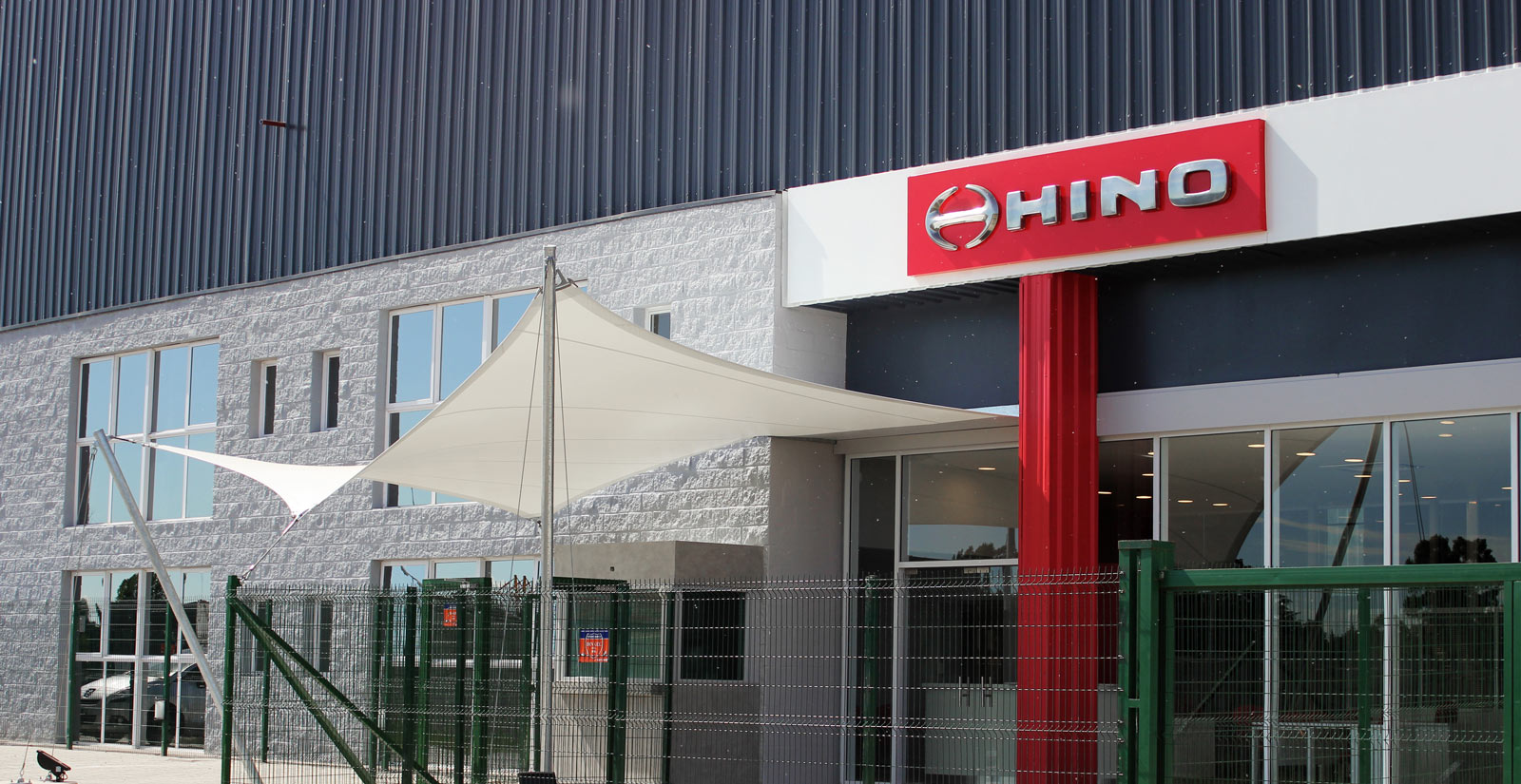 Toyota Concesionario Hino, Moreno