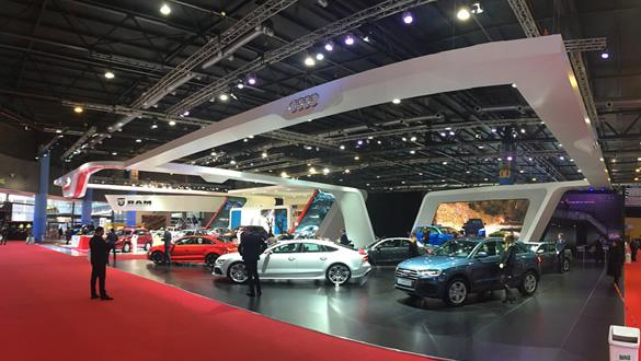 Salón del Automóvil 2015